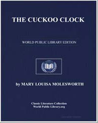 The Cuckoo Clock by Molesworth, Mary Louisa