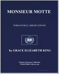 Monsieur Motte by King, Grace Elizabeth