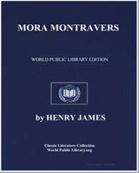 Mora Montravers by James, Henry