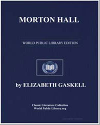 Morton Hall by Gaskell, Elizabeth Cleghorn