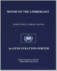 Moths of the Limberlost by Stratton-Porter, Gene