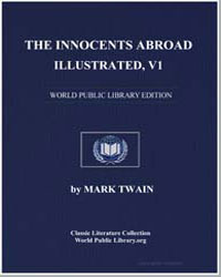 The Innocents Abroad, Illustrated, Volum... by Twain, Mark
