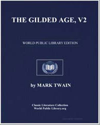The Gilded Age a Tale of Today by Twain, Mark