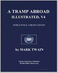 A Tramp Abroad, Illustrated, Vol. 4 by Twain, Mark