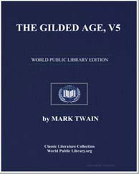 The Gilded Age by Twain, Mark