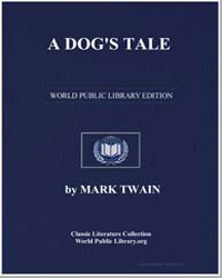 A Dog's Tale by Twain, Mark