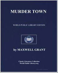 Murder Town by Grant, Maxwell