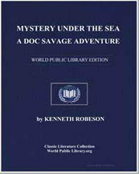A Doc Savage Adventure : Mystery under t... by Robeson, Kenneth