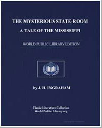 The Mysterious Stateroom : A Tale of the... by Ingraham, J. H.