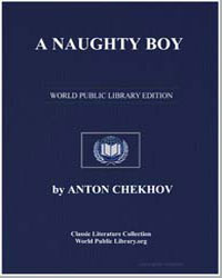 A Naughty Boy by Chekhov, Anton