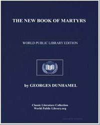 The New Book of Martyrs by Dunhamel, Georges