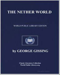 The Nether World by Gissing, George