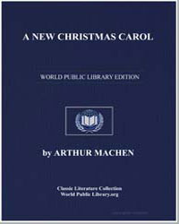 A New Christmas Carol by Machen, Arthur