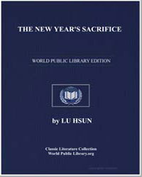 The New Year's Sacrifice by Hsun, Lu