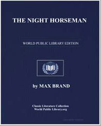 The Night Horseman by Brand, Max