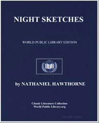Night Sketches by Hawthorne, Nathaniel