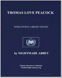 Thomas Love Peacock by Abbey, Nightmare