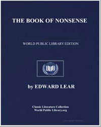 The Complete Book of Nonsense by Lear, Edward