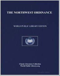 The Northwest Ordinance by