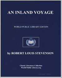 An Inland Voyage by Stevenson, Robert Louis
