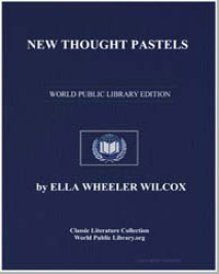 New Thought Pastels by Wilcox, Ella Wheeler