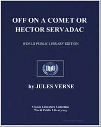 Off on a Comet or Hector Servadac by Verne, Jules