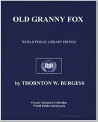 Old Granny Fox by Burgess, Thornton Waldo