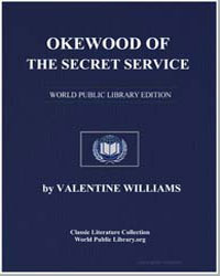 Okewood of the Secret Service by Williams, Valentine