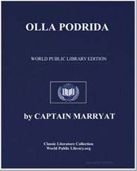Olla Podrida by Marryat, Frederick, Captain