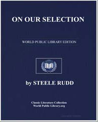 On Our Selection by Rudd, Steele