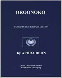 Oroonoko; Or, The Royal Slave by Behn, Aphra