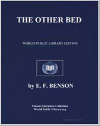The Other Bed by Benson, Edward Frederic