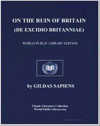 On the Ruin of Britain (De Excidio Brita... by Sapiens, Gildas
