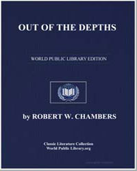 Out of the Depths by Chambers, Robert William