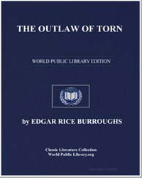 The Outlaw of Torn by Burroughs, Edgar Rice