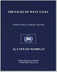 The Pacha of Many Tales by Marryat, Frederick, Captain