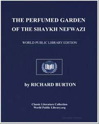 The Perfumed Garden of the Shaykh Nefwaz... by Burton, Richard Francis, Sir
