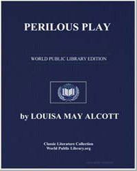 Perilous Play by Alcott, Louisa May