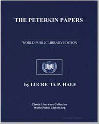 The Peterkin Papers by Hale, Lucretia P.