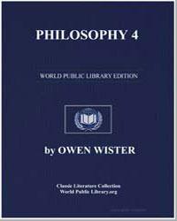 Philosophy 4 by Wister, Owen