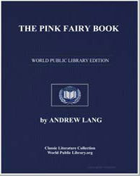 The Pink Fairy Book by Lang, Andrew