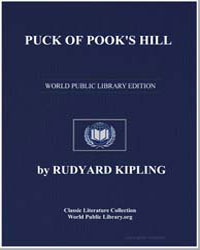 Puck of Pook's Hill by Kipling, Rudyard