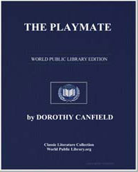 The Playmate by Canfield, Dorothy
