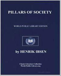 Pillars of Society by Ibsen, Henrik