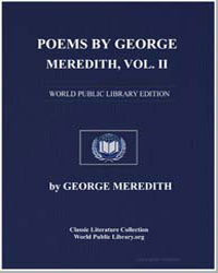 Poems by Meredith, George