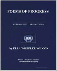 Poems of Progress by Wilcox, Ella Wheeler