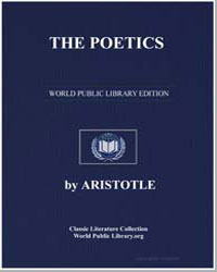 The Poetics by Aristotle
