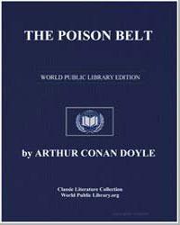 The Poison Belt by Doyle, Sir Arthur Conan