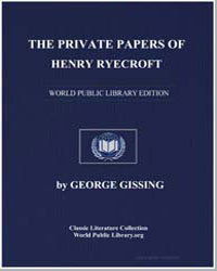 The Private Papers of Henry Ryecroft by Gissing, George