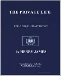 The Private Life by James, Henry